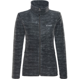 Columbia Fast Trek Jas Dames, black spacedye print